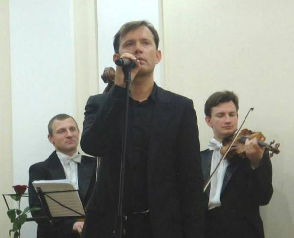 1 ноября 2010 г, Я пою - французская песня, Балашиха S0209328