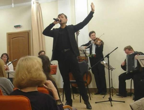 1 ноября 2010 г, Я пою - французская песня, Балашиха S2578519