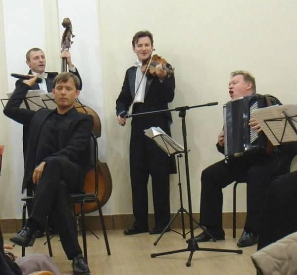 1 ноября 2010 г, Я пою - французская песня, Балашиха S2662351