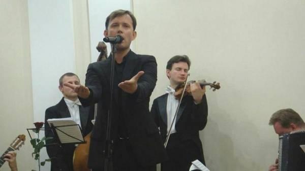 1 ноября 2010 г, Я пою - французская песня, Балашиха S2911458
