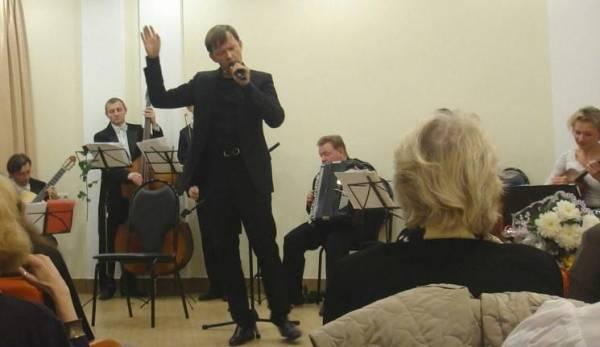 1 ноября 2010 г, Я пою - французская песня, Балашиха S4958381