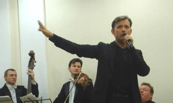 1 ноября 2010 г, Я пою - французская песня, Балашиха S5011908