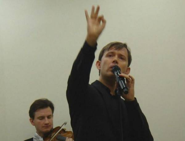 1 ноября 2010 г, Я пою - французская песня, Балашиха S5079812