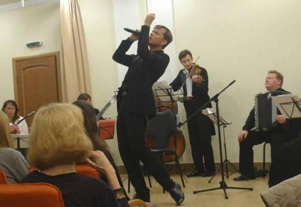 1 ноября 2010 г, Я пою - французская песня, Балашиха S5271652