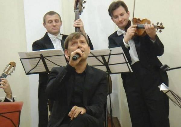 1 ноября 2010 г, Я пою - французская песня, Балашиха S5479615