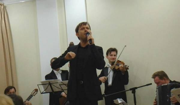 1 ноября 2010 г, Я пою - французская песня, Балашиха S5715751