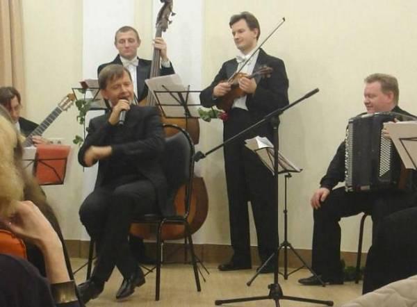 1 ноября 2010 г, Я пою - французская песня, Балашиха S7949659