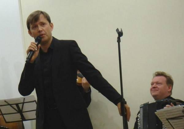 1 ноября 2010 г, Я пою - французская песня, Балашиха S8047695