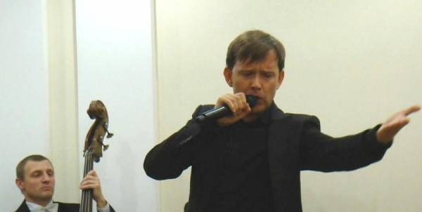 1 ноября 2010 г, Я пою - французская песня, Балашиха S8052602