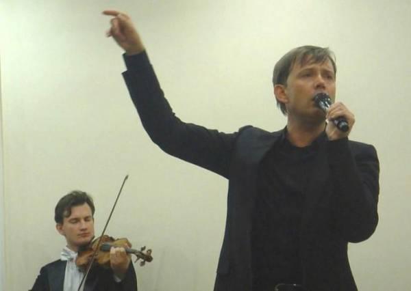 1 ноября 2010 г, Я пою - французская песня, Балашиха S8648017