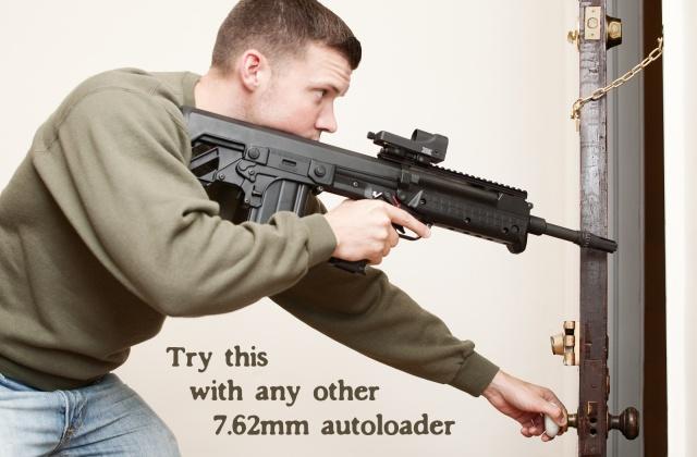 Rifle de eyección frontal bullpup KelTec RFB 7.62 OTAN RFB_CQB_4466web