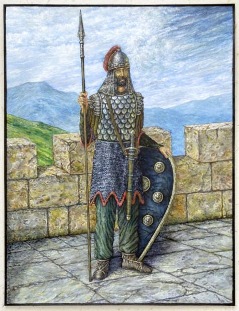 armadura de cuero endurecido (cocido) Bizantinos_grandes_1