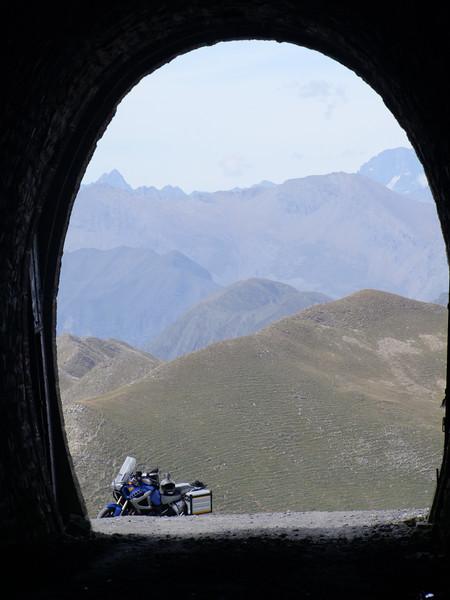 Video HD de la piste du tunnel du Parpaillon DSCF5801-L