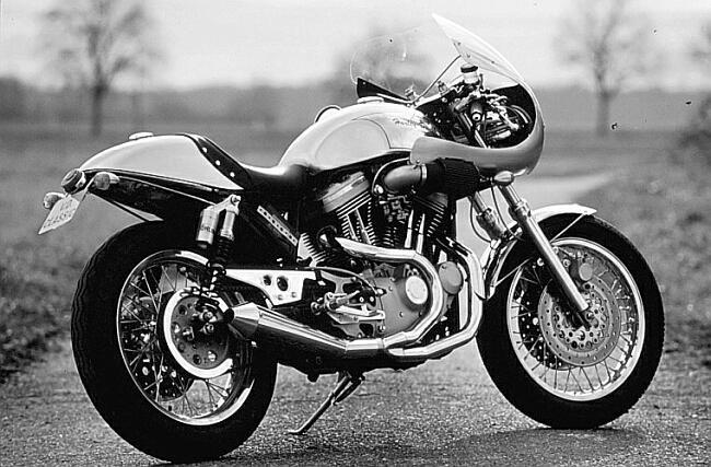 Inaz Café Racer Sportster1200S