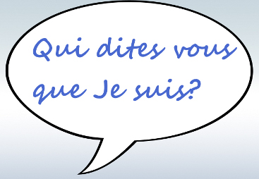 Michel Blogue avec Violaine Couture/sujet/la sainteté/ Quiditesvous1