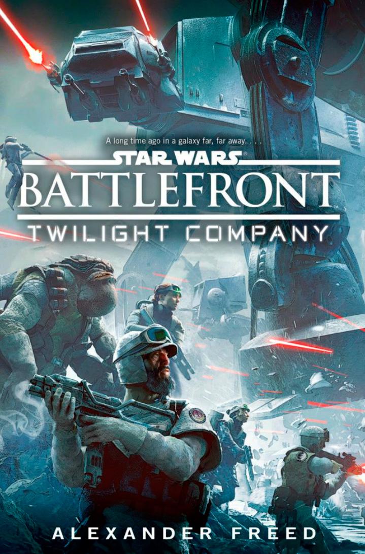 Star Wars - Twilight Company (Alexander Freed) IMG_5220