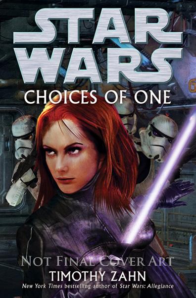 Star wars en romans : Les news Choices_img