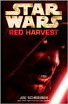 Star Wars : Les nouveautés Romans Redharvest