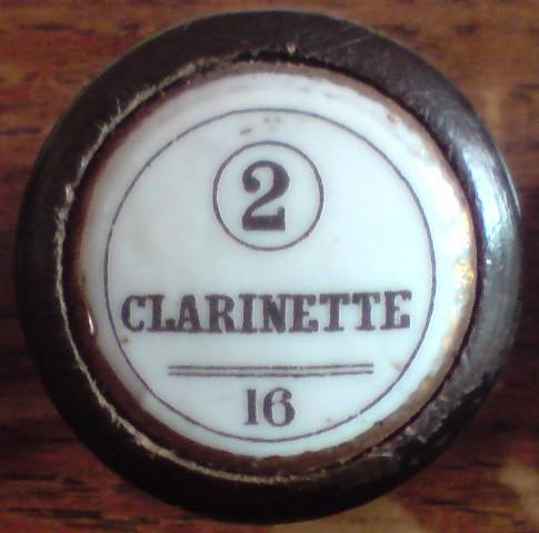 Restauration d'un Kasriel de 4 jeux ½ (ca 1910) Registre_10_clarinette