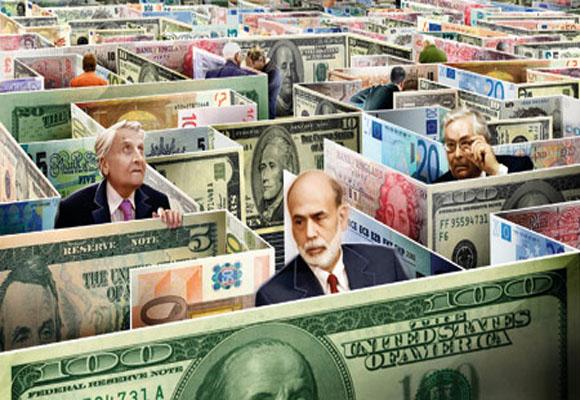 Le monde vient d'adopter un nouvel étalon-or dans la plus grande discrétion 10-signes-nous-vivons-dans-une-economie-factice