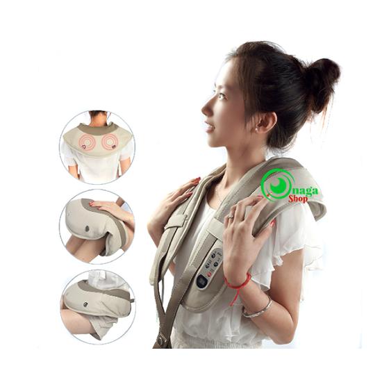 Đai Đấm Lưng Massage Vai Gáy Cổ Nhật Bản D01 Neck Dai_dam_lung1