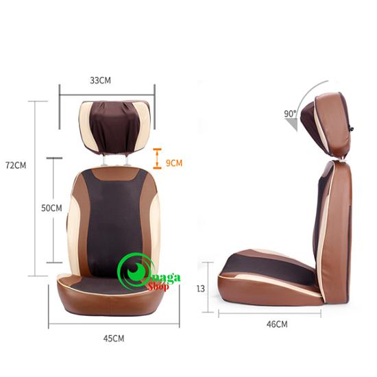 đệm - Mua đệm massage 5D Nhật Bản tặng gối massage 6 bi nhân dịp 30.4/1.5  Dem5d1