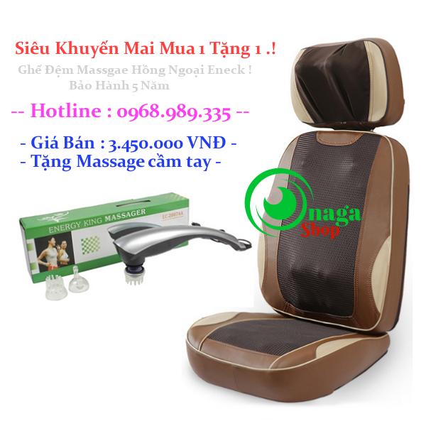 Đệm Massage Hồng Ngoại Nhật Bản 5D Eneck New -TP900 Dem_massage_eneck_5d4