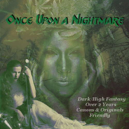 Once Upon a Nightmare (JCK) -- Fairy Tale Horror (3 Years!) OUANad2016