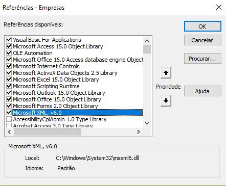 Consumir webservice Referencia-Microsoft-XML