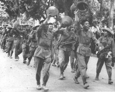soldats viet-minh Vmin