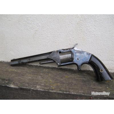 panorama des armes de poing réglementaires en categorie D  __00012_vends-Smith-Wesson-N-2-Old-Model-Army-