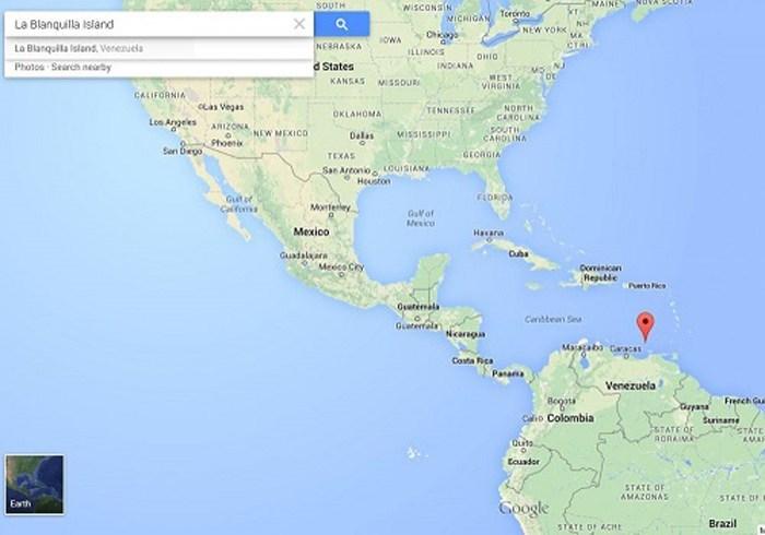 Venezuela regala a China isla caribeña para pagar su deuda. 2841_520286_460573