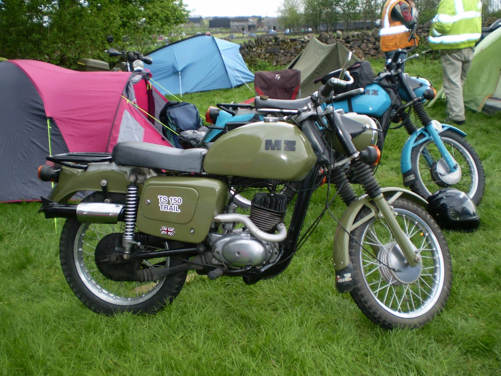 MZ britanniques Mz-ts-150-1981-moto