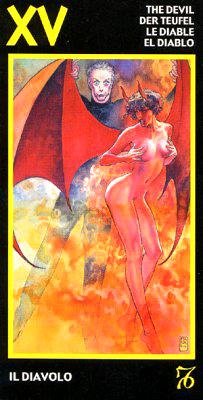 СА Дьявол (XV) 15