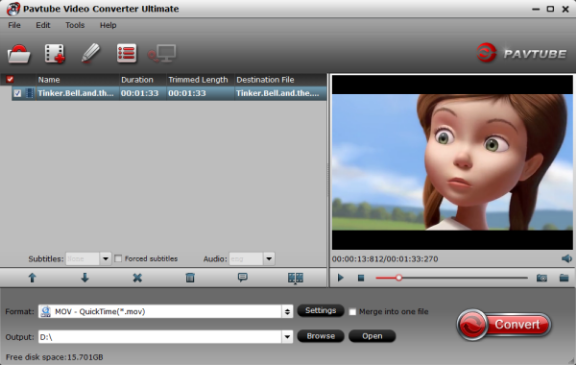 Play NX1 H.265 videos with QuickTime on Windows 8.1/8 H.265-to-quicktime-converter