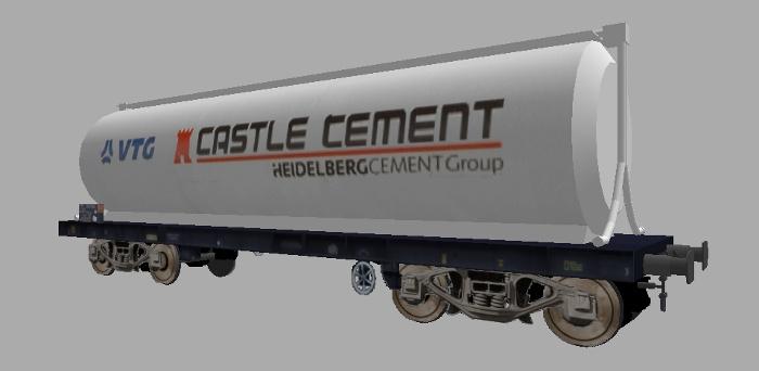 Vectron locomotives for BVE Ciment