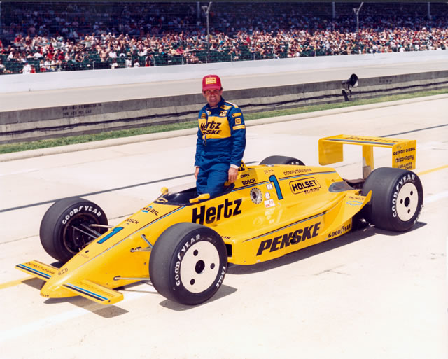 1988 CART PPG Indy Car World Series - History 1988-CAR-1
