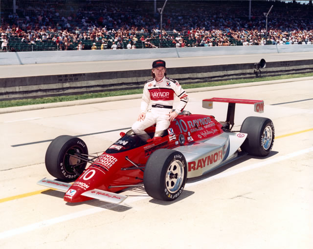 1988 CART PPG Indy Car World Series - History 1988-CAR-10