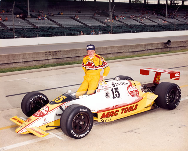 1988 CART PPG Indy Car World Series - History 1988-CAR-15