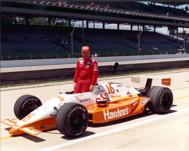 1988 CART PPG Indy Car World Series - History 1988-CAR-16