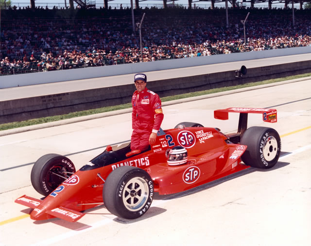 1988 CART PPG Indy Car World Series - History 1988-CAR-2