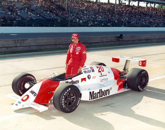 1988 CART PPG Indy Car World Series - History 1988-CAR-20