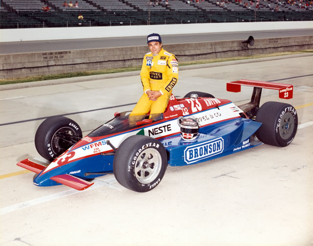1988 CART PPG Indy Car World Series - History 1988-CAR-23