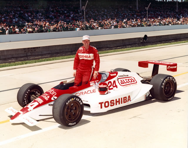 1988 CART PPG Indy Car World Series - History 1988-CAR-24