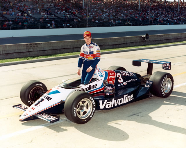 1988 CART PPG Indy Car World Series - History 1988-CAR-3