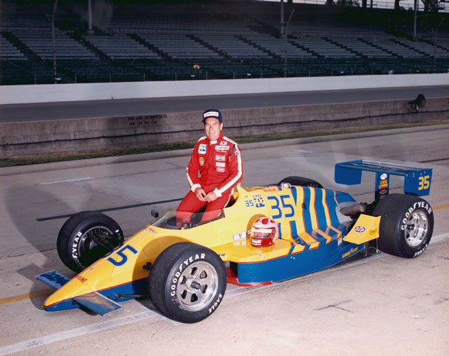 1988 CART PPG Indy Car World Series - History 1988-CAR-35