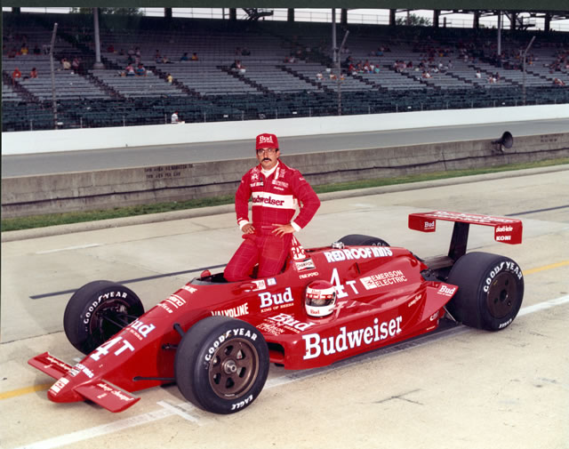 1988 CART PPG Indy Car World Series - History 1988-CAR-4