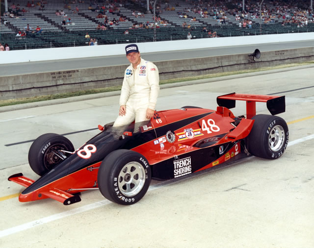1988 CART PPG Indy Car World Series - History 1988-CAR-48