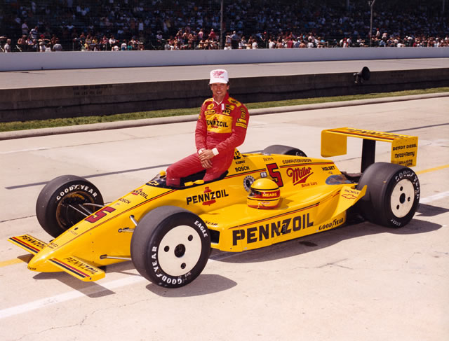 1988 CART PPG Indy Car World Series - History 1988-CAR-5