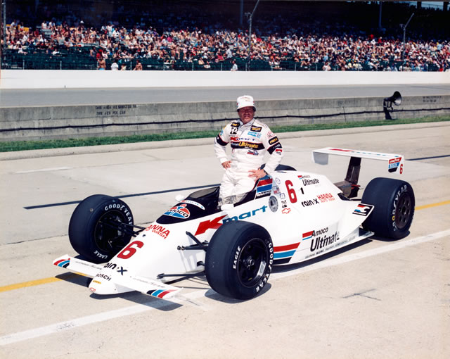 1988 CART PPG Indy Car World Series - History 1988-CAR-6